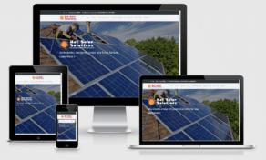 screenshot of Hot Solar Solutions